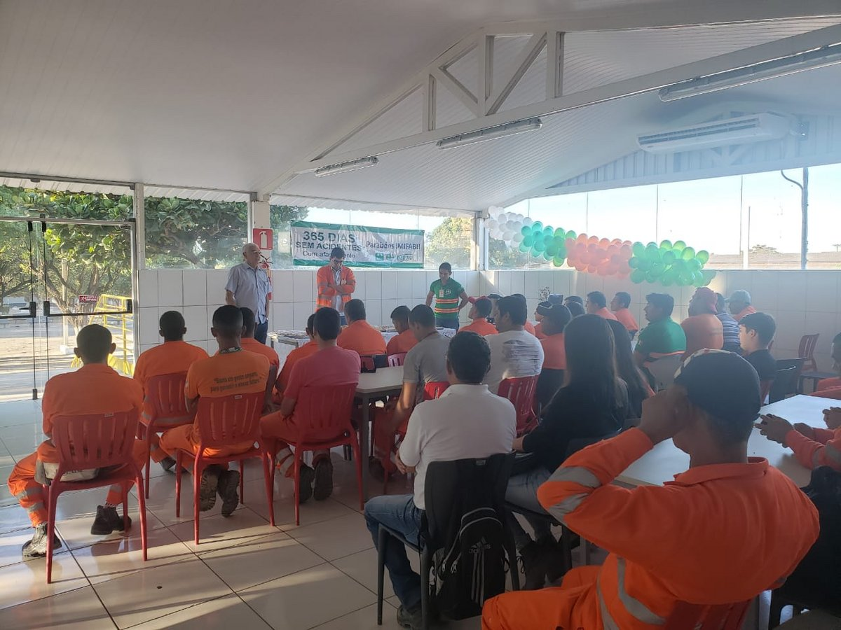 IMI Fabi Talco S A - Safety First & The Enviroment Day 2019 | IMI Fabi